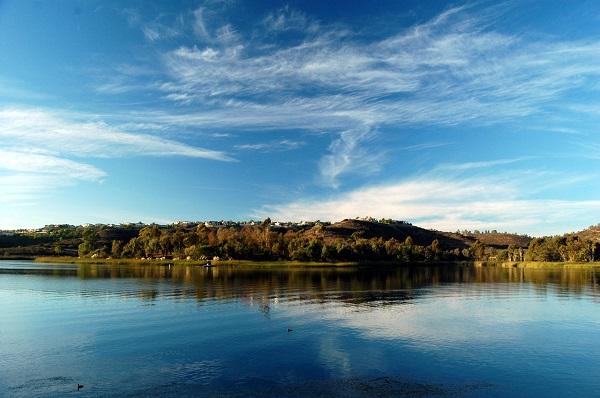 Scripps Ranch Miramar Reservoir
